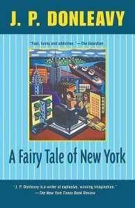 A Fairytale of New York book