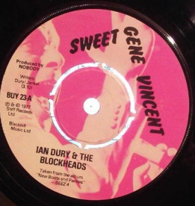 Sweet-Gene-Vincent-single