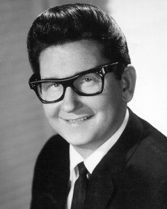a young Roy Orbison