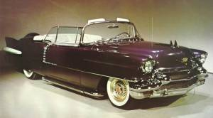 Elvis´s purple Cadillac