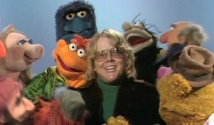 Paul Williams with The Muppets