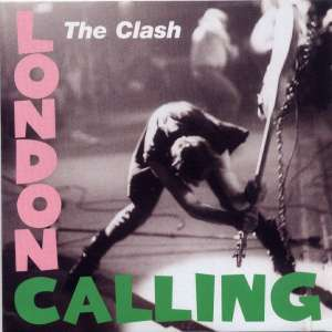 The Clash London Calling 1979