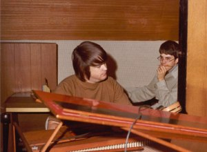 Brian and Van Dyke writing