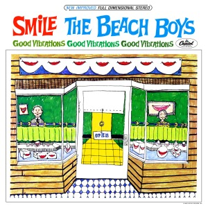 Smile - The Beach Boys (LP cover)
